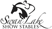 Swan Lake Stables Logo